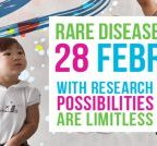 Why Rare Disease Day is so important to me!