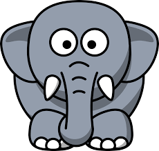 The elephant in theroom.